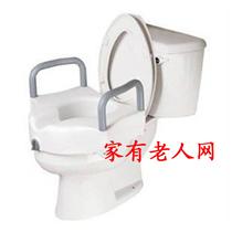 老人马桶增高器升高器 坐便器增高架 增高椅 马桶安全扶手 坐便椅 价格:110.00