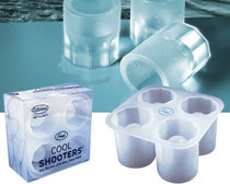 预订!美国Fred&Friends酒杯造型制冰格模Cool Shooters Ice Tray 价格:85.00