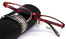 名镜坊 眼镜框 女款近视眼镜 VEEKO威高眼镜架3447 纯钛半框 价格:528.00