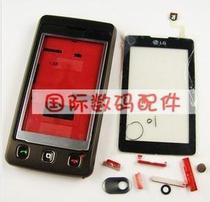 全新原装 LGKP502外壳 LGKP502手机壳 LG KP502外壳 全套带按键 价格:11.00