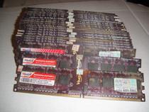 DDR2667威刚和金士顿1G台式机内存条冲钻特价质保一年 价格:39.00