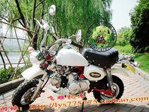 特价限量摩托车小猴摩托车复古车铁油箱前碟刹后毂刹车 价格:2298.00