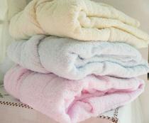 包邮[白色莫奈]高品质LPOLO毛圈织长款优雅缎档男女浴袍/睡袍 价格:169.99