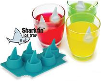英国Mustard 创意鲨鱼造型 鲨鱼鳍 制冰格|制冰模 Shark Fin 价格:128.00