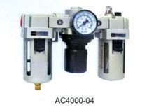 百灵气动/三联件/AC4000-04/空气过滤组合/SMC型气源处理器 价格:130.00