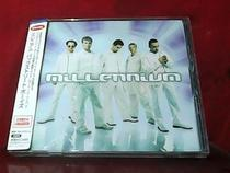 后街男孩 Backstreet Boys Millennium 日版开封 s13732 价格:10.00