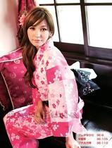 顺顺和服 日本乐天网同步和服LENA代言精品女式和服浴衣套装 D01 价格:399.00