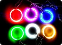 冷阴管PC光圈 海拉博士小糸等3寸透镜通用 CCFL阴极管天使眼光圈 价格:24.00
