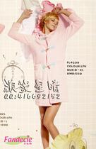 皇冠专柜正品芬狄诗10秋冬糖果系列睡袍FL4239 特价 价格:238.00