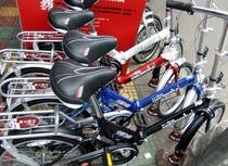 双皇冠#正品飞鸽 20寸八角神鹰减震双折叠自行车 调好 价格:338.00