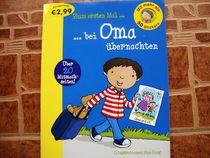 儿童礼物第一次去奶奶家bei oma ubernachten德语 特惠正版 价格:15.00