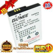 冲钻 Gionee/金立 V6900 V5300 V5500电池 1400毫安原装手机电池 价格:29.00