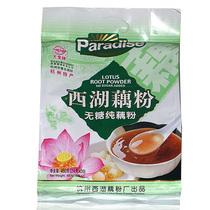 杭州特产天堂牌西湖藕粉480克无糖型纯藕粉 价格:22.00