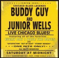 Buddy Guy and Junior Wells-Every Day I Have the Blues 美版 价格:125.00