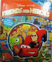 原版正版 My First Look & Find: Disney Pixar Friends & Heroes 价格:58.00