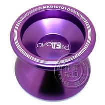 包邮 正品 Magic YOYO T5 陆霸 专业比赛 太空合金 溜溜球 悠悠球 价格:53.46
