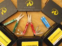 现货Leatherman莱泽蔓Micra钥匙圈EDC 多功能剪刀(金属礼盒装) 价格:210.00