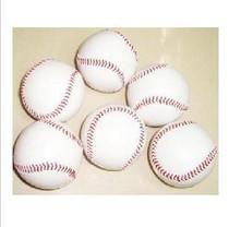 专业练习棒球手工缝纫橡胶软球棒球垒球★弹性好,棒球棒 价格:8.00