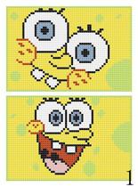 【女巫十字绣】法国DMC正品 十字绣套件银行卡交通卡套:海绵宝宝 价格:21.80
