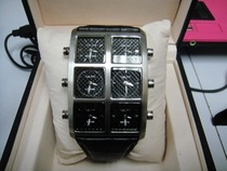 Wholesale hotsale Icelink 6 time zone watches经典六时区手表 价格:380.00