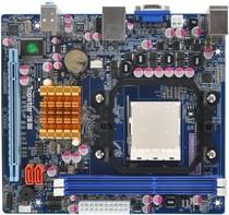 顶星Mini-N61+ 全固版千兆网卡DDR3三代内存电脑主板全新迷你小板 价格:230.00
