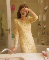 """亏本清160!""""高贵上品""""韩国进口媲美达点ILC ,SISLEY纯棉连衣裙 价格:245.00"""