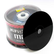正品 万胜 Maxell 黑胶 HiFi 音乐CD-R盘  黑胶系列 双面 价格:49.00