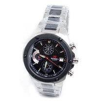 正品罗西尼手表 陶瓷多功能运动腕表YD5537T04A 户外运动计时男表 价格:1206.40