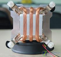 ★完治屋★ 5钻 劲冷 大黄蜂2代 二代 CPU散热器 3热管 3铜管 价格:75.88