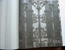 【圣奇尼家居】蔷芝王 柯尼塞格系列 长纤无纺发泡墙纸 XF773-28 价格:238.00
