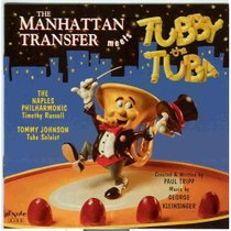 The Manhattan Transfer Meets Tubby the Tuba【大号CD】 价格:15.00