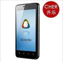 齐乐A91 4寸电容屏,双卡双待WCDMA联通双模 最便宜安卓智能手机 价格:500.00