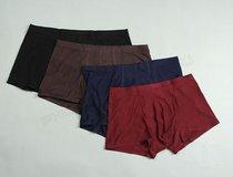 给他的超级小贴心 2013木代尔棉 一片式 无痕 男四角内裤 价格:45.00