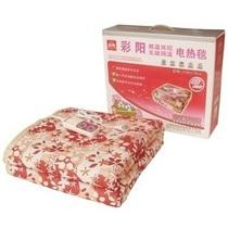 电热毯双人 彩阳双温双控多功能双人(170X170)电热毯 价格:140.00