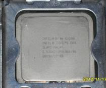 Intel酷睿2双核E7200 2.53G/3M/1066 另外有E7300 E7400 完好! 价格:135.00