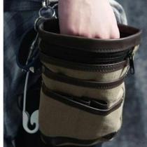 2013新款挂包 帆布包包 男包 休闲小包 潮男零钱包 男式腰包 韩版 价格:38.00