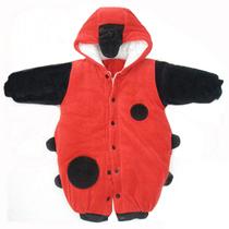 婴儿服装 秋冬 棉衣 新生儿衣服婴儿爬服/天鹅绒连体衣/造型哈衣 价格:89.00