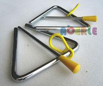 奥尔夫乐器批发三角铁/音乐玩具/打击乐器/4寸三角铃(个) 价格:6.50