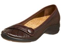 美国代购包邮 Hush Puppies/暇步士柔软牛皮中跟坡跟单鞋 女鞋 价格:1135.00