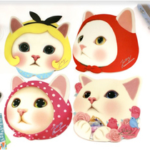 韩国正品 jetoy|choo choo&friends鼠标垫-4款选 价格:30.00