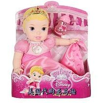 美国直邮My First Disney Princess Bed Time Baby Doll - Aurora 价格:375.78