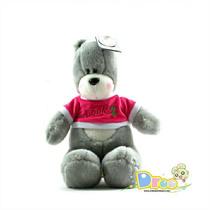 特价清仓 AINI正版进口面料经典穿衣BUBU熊布布熊毛绒玩具 价格:19.80
