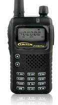 对讲机LT-6100plus 最新升级版 原装正品灵通LT-6100PLUS民用手台 价格:325.00