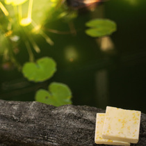 收细毛孔 大公主金盏花酱皂 斐济水制 森林庭院重拉丝冷制手工皂 价格:68.00