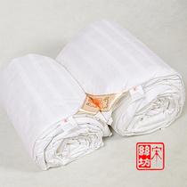 宋丝坊100%特级桑蚕丝被 子母被 丝重2+4斤 夏被 春秋被 冬被特价 价格:1099.00