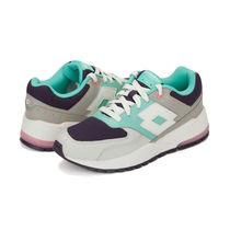 3.5折 专柜实体 2012款 LOTTO 乐途 女子减震缓冲跑鞋 ELJG006-1Y 价格:168.00