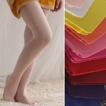 零利润 日本原单特级天鹅绒 糖果系彩色 连裤袜丝袜子打底袜 80D 价格:15.99