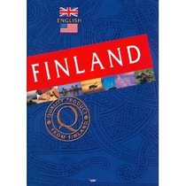 Finland. Quality product from Finland. [Hardcover] 价格:108.00