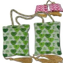 竹炭包 衣柜橱柜挂包2连包2*50g 装修防潮除味去除甲醛炭之语HJ47 价格:5.60