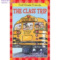 Scholastic Reader Level 1: First-Grade Friends: T-正版书籍 价格:20.99